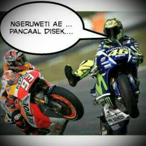 Rossi Vs Marques