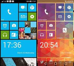 Cara Merubah Android Menjadi Windows