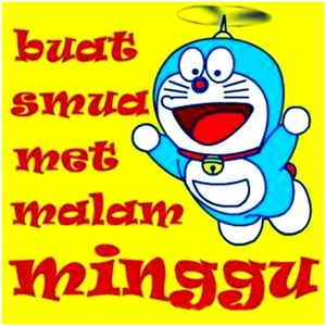 DP BBM Doraemon Lucu