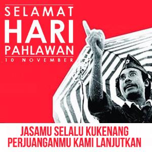 Kumpulan Gambar Memperingati Hari Pahlawan 10 November