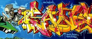 Contoh Gambar Grafiti