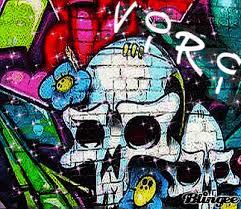 570 Gambar Keren Grafiti 3d HD Terbaik