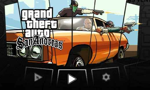 Cara Cheat GTA SA Android